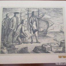 Postales: FELICITACION NAVIDEÑA DE LABORDE HERMANOS. ANDOAIN 1957. VER FOTOS ADICIONALES. (NAVIDAD). Lote 220885420