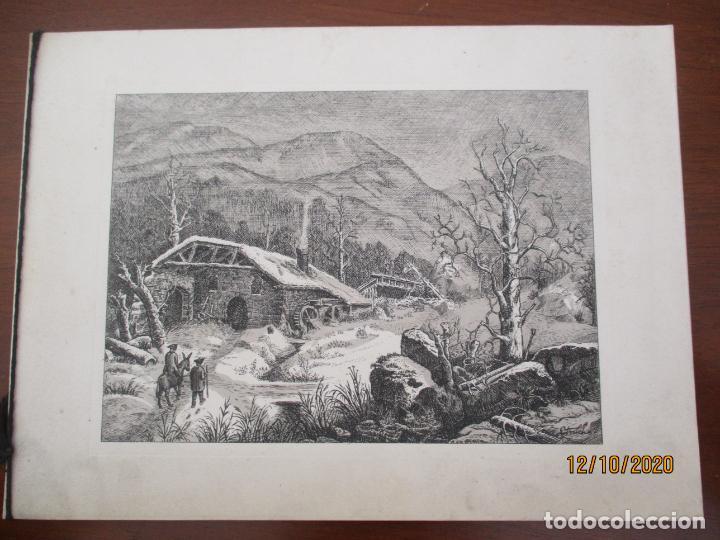 FELICITACION NAVIDEÑA DE LABORDE HERMANOS. ANDOAIN 1953. VER FOTOS ADICIONALES. (NAVIDAD) (Postales - Postales Temáticas - Publicitarias)