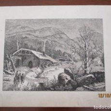 Postales: FELICITACION NAVIDEÑA DE LABORDE HERMANOS. ANDOAIN 1953. VER FOTOS ADICIONALES. (NAVIDAD). Lote 220885617