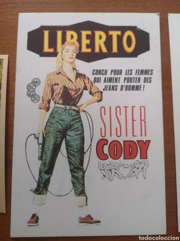 Postales: Postales Liberto y Snipe años 90 - Foto 3 - 222538225