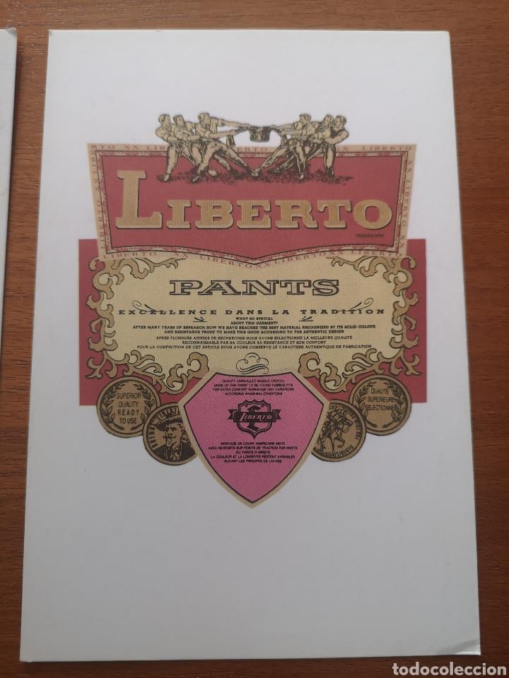 Postales: Postales Liberto y Snipe años 90 - Foto 4 - 222538225