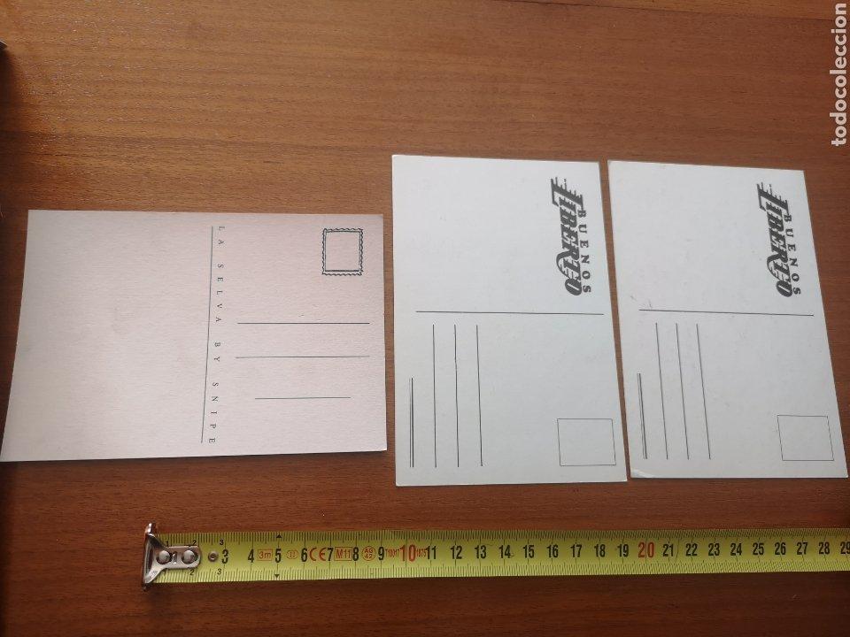 Postales: Postales Liberto y Snipe años 90 - Foto 5 - 222538225