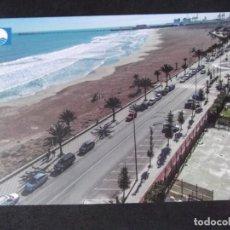Cartes Postales: PUBLICITARIAS-F4-VALENCIA-SAGUNTO-PLAYA PUERTO DE SAGUNTO-FOTO JUAN FRANCISCO HIGUERAS GARCIA. Lote 224890763