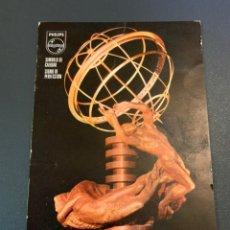 Postales: POSTAL. PUBLICIDAD PHILIPS. ESCRITA 1964.. Lote 233711025