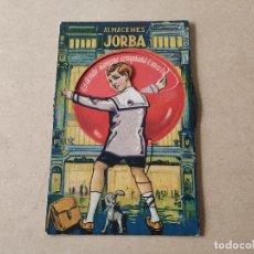 Postales: POSTAL PUBLICITARIA CON MOVIMIENTO ALMACENES JORBA (BARCELONA Y MANRESA). Lote 234323135