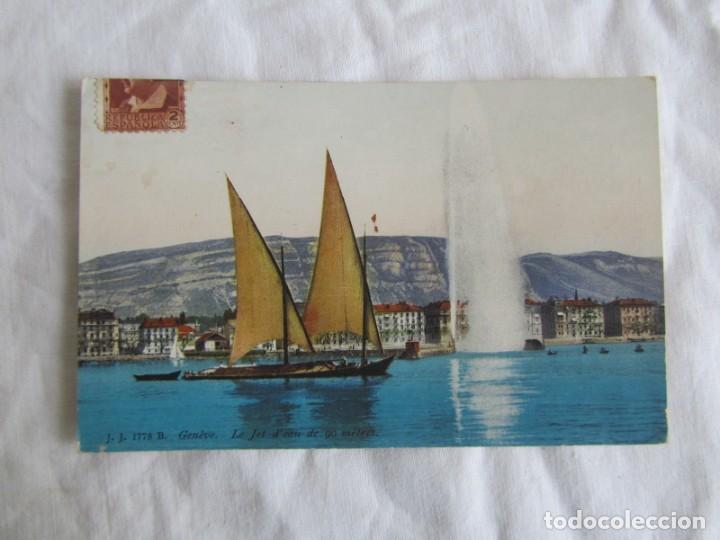 Postales: 3 tarjetas publicitarias Sarcolactina, Alfonso XIII y República, Castronuño, Valladolid - Foto 6 - 243852250
