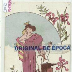 Postales: (PS-64656)POSTAL PUBLICITARIA LA JOYA DE BRASIL-ILUSTRADA E S. Lote 245955170