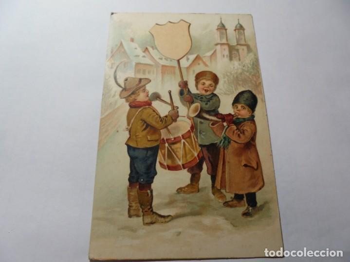 Postales: magnificas antiguas 4 postales publicidad el algodon mentolado volcan - Foto 3 - 246310220