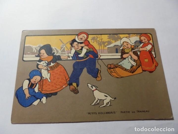 Postales: magnificas antiguas 4 postales publicidad el callicida escriva - Foto 2 - 246310765