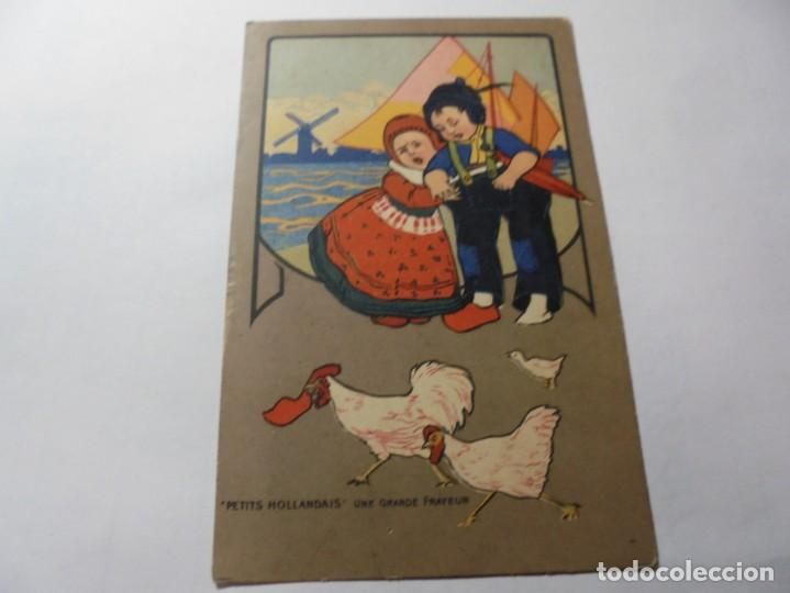 Postales: magnificas antiguas 4 postales publicidad el callicida escriva - Foto 4 - 246310765