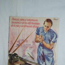 Postales: P0STAL DE MEDICINA , DERMOCOLESTERINA .. Lote 246337295