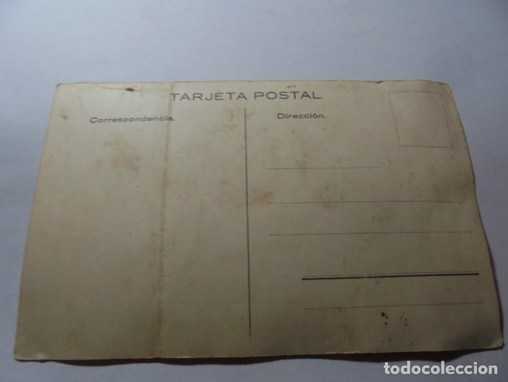 Postales: magnifica antigua postal publicitaria,la bomba bloch - Foto 2 - 246338840