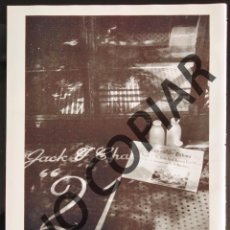 Postales: ANUNCIO DEL PERIÓDICO HERALD TRIBUNE. ANUNCIO EXTRAÍDO DE LIBRO CONMEMORATIVO. USA. AÑO 1950.. Lote 254166680