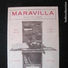 Postales: PUBLICIDAD CAMPS & PLANA-MARAVILLA-BARCELONA-POSTAL ANTIGUA-(79.850). Lote 257314435