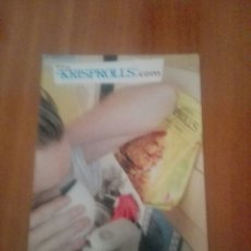 Postales: POSTAL PROPAGANDA PAN TOSTADO KRISPROLLS. Lote 257629185