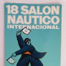 Cartes Postales: 18 SALÓN NÁUTICO INTERNACIONAL - BARCELONA 1980 - P50552. Lote 258504045