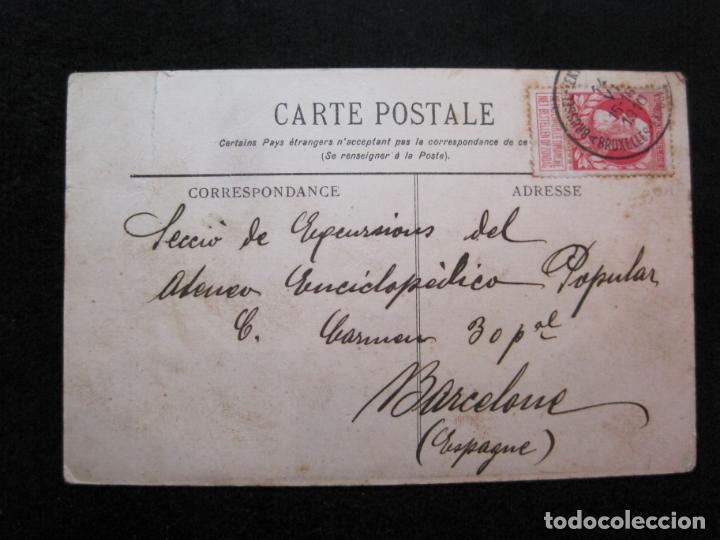 Postales: EXPOSITION UNIVERSELLE E INTERNATIONALE DE BRUXELLES 1910-PUBLICIDAD-POSTAL ANTIGUA-(80.266) - Foto 4 - 261265245