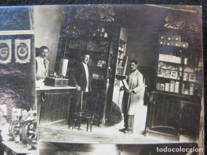 Postales: GURUGU-VARIAS VISTAS-TIENDA Y FABRICA-FOTOGRAFICA-PUBLICIDAD-POSTAL ANTIGUA-(80.427) - Foto 3 - 262295625