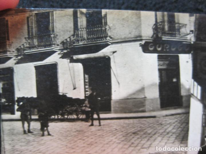 Postales: GURUGU-VARIAS VISTAS-TIENDA Y FABRICA-FOTOGRAFICA-PUBLICIDAD-POSTAL ANTIGUA-(80.427) - Foto 8 - 262295625