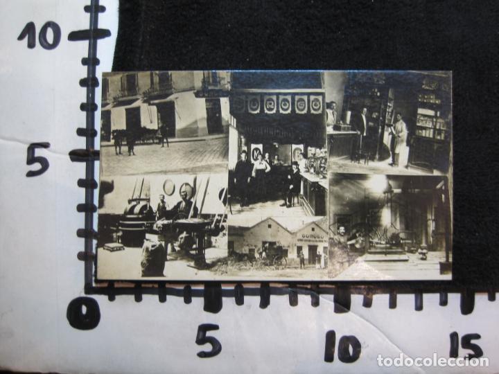 Postales: GURUGU-VARIAS VISTAS-TIENDA Y FABRICA-FOTOGRAFICA-PUBLICIDAD-POSTAL ANTIGUA-(80.427) - Foto 10 - 262295625