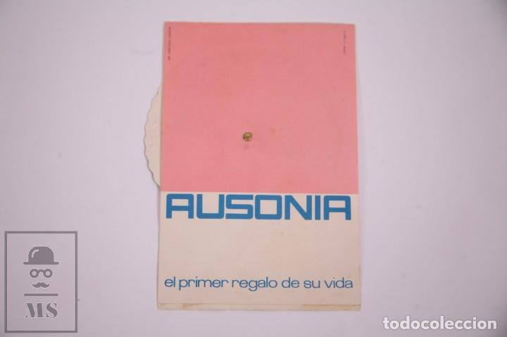 Postales: Postal Publicitaria Rueda Móvil - Borotalco Ausonia - 10,5 x 14,5cm - Publicidad - Foto 2 - 263293200
