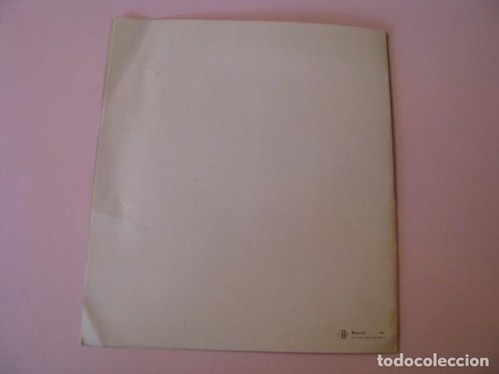Postales: POSTAL DE FELICITACION DE PARTE DE ELCQUI, BILBAO, INDUSTRIAS ELÉCTRICAS. TARJETA VISITA. AÑOS 60. - Foto 3 - 264206040