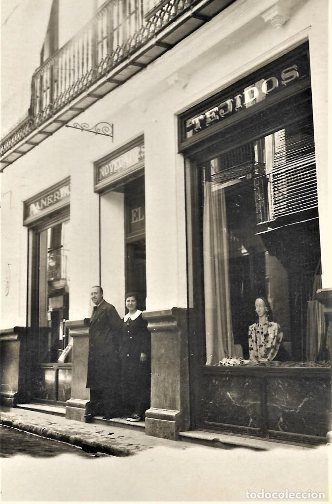 Postales: EL SIGLO TEJIDOS Y NOVEDADES. TORMO, CAMÚS Y ORTEGA - JÁTIVA (VALENCIA) - LEONAR 352 UNION POSTALE - Foto 3 - 264491254