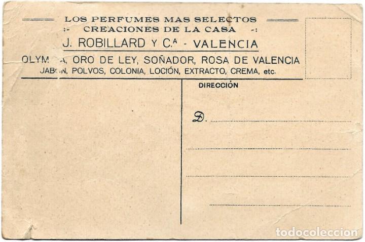 Postales: EL SIGLO TEJIDOS Y NOVEDADES. TORMO, CAMÚS Y ORTEGA - JÁTIVA (VALENCIA) - LEONAR 352 UNION POSTALE - Foto 4 - 264491254
