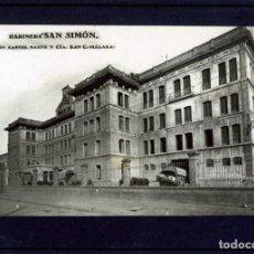 Postales: POSTAL DE MALAGA PUBLICITARIA=HARINERA SAN SIMÓN=NUEVA SIN CIRCUALAR-VER FOTO ADICIONAL REVERSO .. Lote 268798819