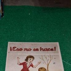 Postales: PRECIOSA POSTAL PUBLICITARIA LA EDUCACIÓN LO ES TODO.. Lote 269677933