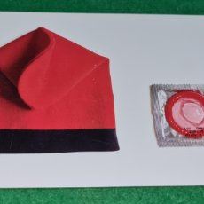 Postales: PRECIOSA POSTAL PUBLICITARIA BAC. BARCELONA ARTE CONTEMPORÁNEO.. Lote 269790218
