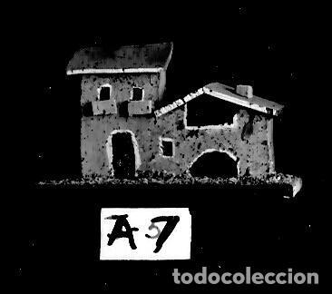 Postales: Belén - Modelos de Casas de Corcho - Postal de Catálogo - 143x94 mm - Única - Foto 2 - 276972558
