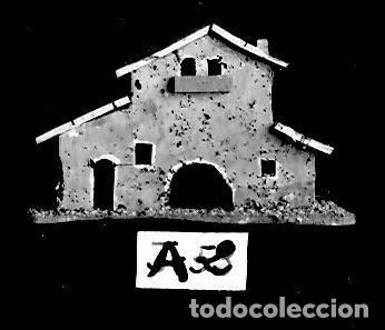 Postales: Belén - Modelos de Casas de Corcho - Postal de Catálogo - 143x94 mm - Única - Foto 4 - 276972558