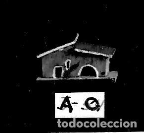 Postales: Belén - Modelos de Casas de Corcho - Postal de Catálogo - 143x94 mm - Única - Foto 5 - 276972558
