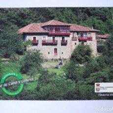 Postales: VALLE DE CUNA Y CENERA. AYUNTAMIENTO DE MIERES. NUEVA. Lote 277188033