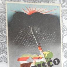 Postales: ANTIGUA POSTAL PUBLICITARIA.PEDRISCO.COHETES GRANIFUGOS.ESPIÑOS.REUS TARRAGONA.. Lote 277196318