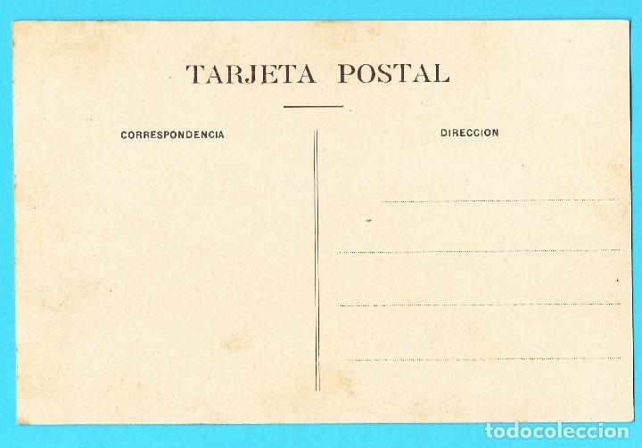 Postales: PUIG Y WIECHERS, BARCELONA. FÁBRICA DE SEDERIAS. SECCIÓN DE DEVANERAS. - Foto 2 - 277607753