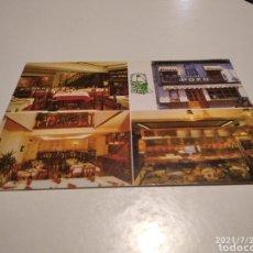 Postales: POSTAL RESTAURANTE POZO, LEÓN. Lote 277852673
