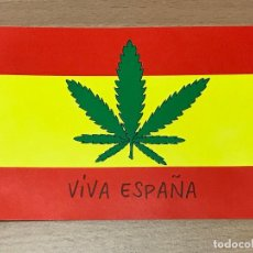 Postales: LOTE 1 POSTAL AMSTERDAM VIVA ESPAÑA. Lote 278569503