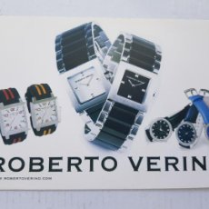Postales: ROBERTO VERINO POSTAL PUBLICITARIA. Lote 278674773