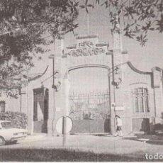 Postales: POSTAL DE LA ASOCIACIÓN DE VECINOS DE POBLE NOU MANRESA 1989 DIRIGIDA AL ALCALDE DE LA CIUDAD. Lote 285249443