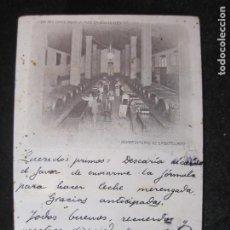 Postales: JEREZ DE LA FRONTERA-DIEZ HERMANOS-DEPARTAMENTO DE EMBOTELLADO-PUBLICIDAD-POSTAL ANTIGUA-(83.845). Lote 286879908