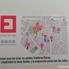 Postales: TARJETA POSTAL ENTORNO CONDE DUQUE - MADRID. Lote 288124123
