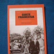 Postales: POSTAL SUITE FRANCESA TEMPESTAD EN JUNIO DE EMMANUEL MOYNOT EDITORIAL SALAMANDRA. Lote 288133668