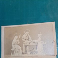 Postales: LIBRERÍA HEREDEROS LA C PLA BARCELONA RELIGIOSA FOTO. Lote 288173458