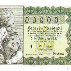 Postales: *** D1714 - POSTAL - LOTERIA NACIONAL - SERIE 0 Nº 4 - DECIMOS SORTEO DEL NIÑO. Lote 288180738