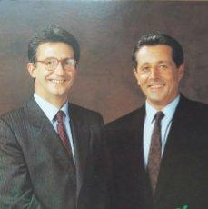 Postales: POSTAL POLÍTICA EUSKO ALKARTASUNA ELECCIONES 1989 AUTOGOBIERNO EUSKADI OLIVERI Y ALBISTUR. Lote 288966258