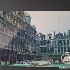 Postales: LOTE AB 40-2000 POSTAL. BRUSELAS. BÉLGICA. IBERIA. Lote 289004573