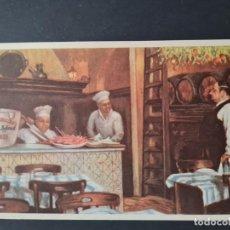 Postales: LOTE AB 40-2000 POSTAL RESTAURANTE LOS CARACOLES BARCELONA. Lote 289004913
