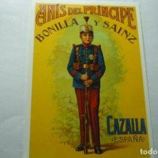 Postales: POSTAL ANIS DEL PRINCIPE.-CAZALLA .. Lote 289874888